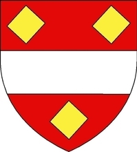 Blason de la maison de wissocq (Artois)