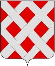 Seigneurs de Crechen, Le Closneuf, Nantais, Pontrouault, Les Esnais, Bellenos, Menorval.Source : Tudchentil (Armorial de Briant de Laubrière).