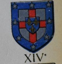 Emblème du quatorzième arrondissement de Paris.