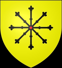 Blason de la Maison de Marchiennes (Nord, 59, France)