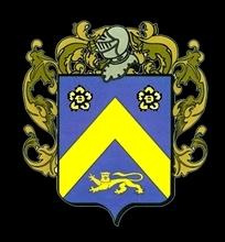 Arme de Nicolas OUDAN, Ecuyer, Seigneur de GRIBONVAL, maintenu dans sa Noblesse par Ordonnance de M. le Fèvre-de Caumartin, Commissaire départi dans la Généralité de Champagne, du mois de septembre 1667.