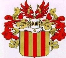 Dit wapen is aanwezig in Het Utrechts Archief en te vinden op de grafsteen van Willem van Dorssen 1641 - 1678 te Kalslagen. Het wordt beschreven door Rietstap en Buchell.