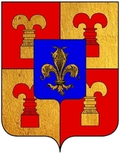 Dictionnaire héraldique [...]: Suivi de l' Abrégé chronologique d'édits ...De Pierre Charles Armand Loizeau de Grandmaison 626