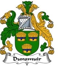 Dinsmore Family Crest England Ireland and Scotland