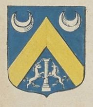 Ile de France, armorial d'Hozier,