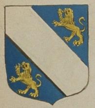 seigneur de Reuilly, de Breteau; armorial d'Hozier orléannais