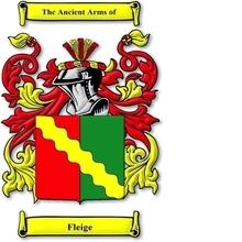 Fleege Coat of arms