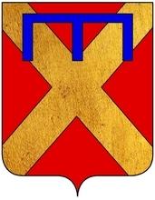 Tresor heraldique ou Mercure armorial, Ou sont demonstrees toutes les choses ...Charles Segoing · 1657 – Page 57