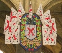 Seigneur de Gaucourt (commune d'Hargicourt, Somme).  Compagnon d'armes de Jeanne D'ARC.
