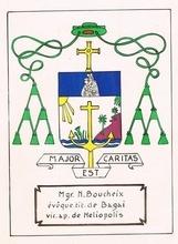 Armoirie de Monseigneur Noël Boucheix (1900-1985)