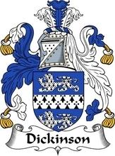 Dickinson Family Crest