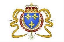 Drapeau de la Nouvelle-France