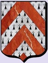 Sieurs du Timeur (du Tymeur), de Breignou, de Kerharo, du Val, de Guilguiffin.