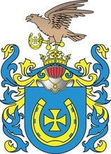 https://en.wikipedia.org/wiki/Jastrz%C4%99biec_coat_of_arms