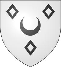Source : Nobiliaire et Armorial de Bretagne, T3, page 75Rouault, sr de Livaudray, paroisse de Guer, de la Houssaye, de Kermoel et de Restian, paroisse de Moréac