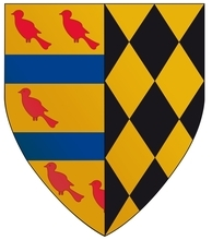 """Foulques ( †1379) est le 2ème fils de Foulques IV Paynel de Hambye et d'Agnès de Chanteloup. Paul le Cacheux, """" Une famille normande pendant la guerre de cent ans : Les Painel."""""""