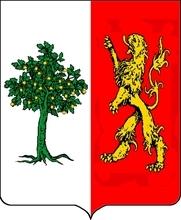 Mâconnais. Supports : Deux lions.