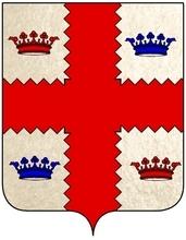 Armorial Des Principales Maisons Et Familles Du Royaume.....,Dubuisson ...1757 Tome 1 - page 101