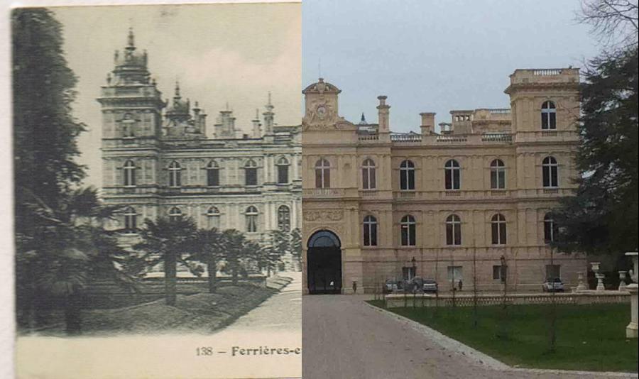 Ferrières - Château