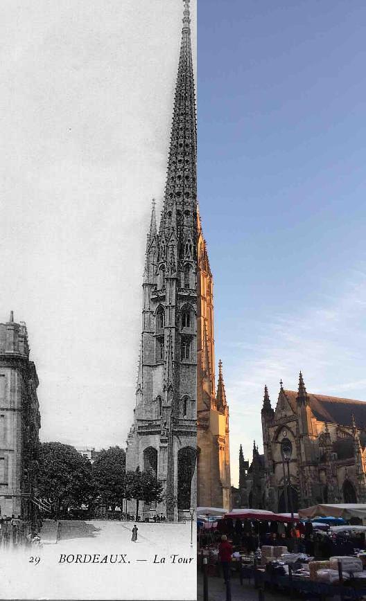 Bordeaux - Tour Saint Michel